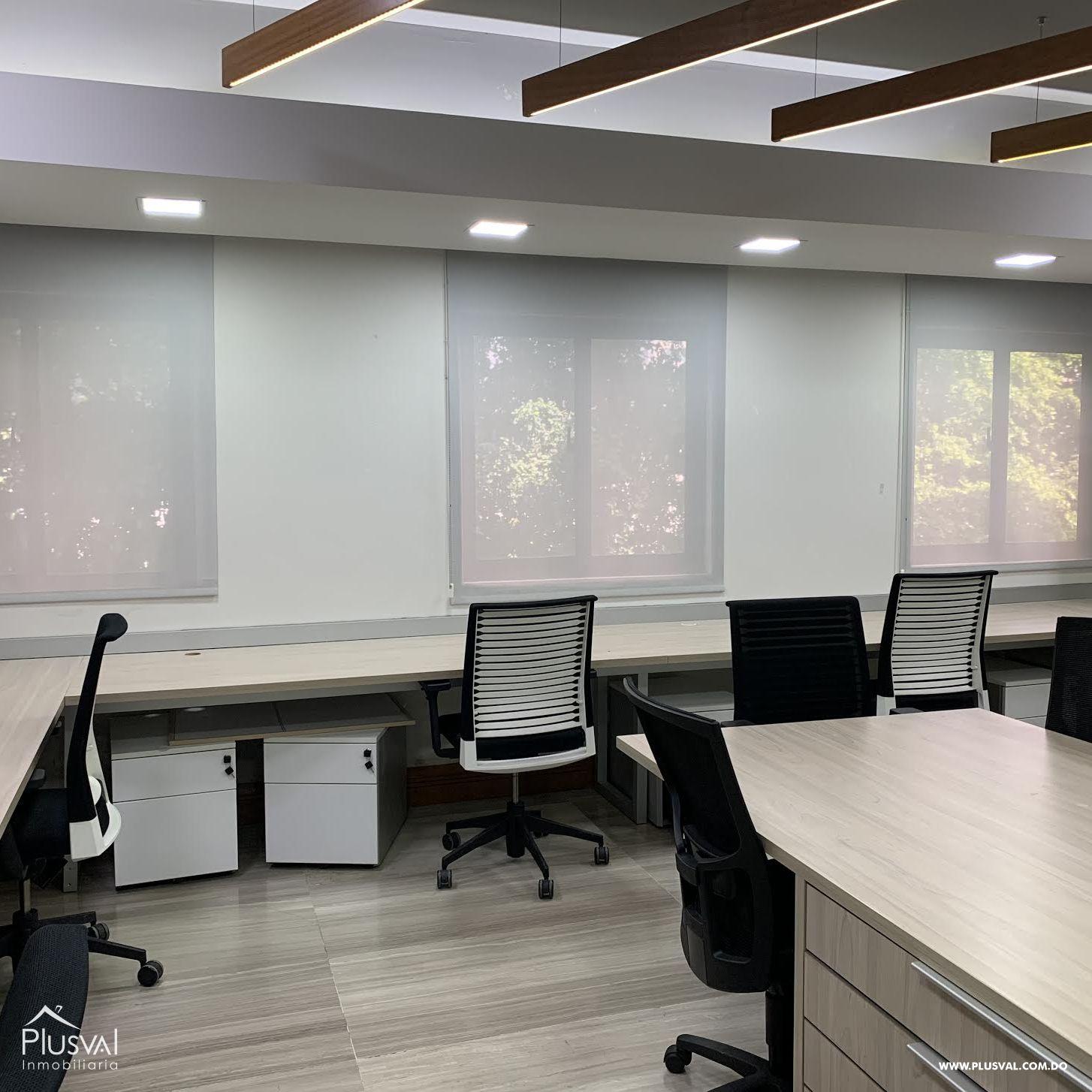 Moderna oficina amueblada en alquiler en Serralles 150390
