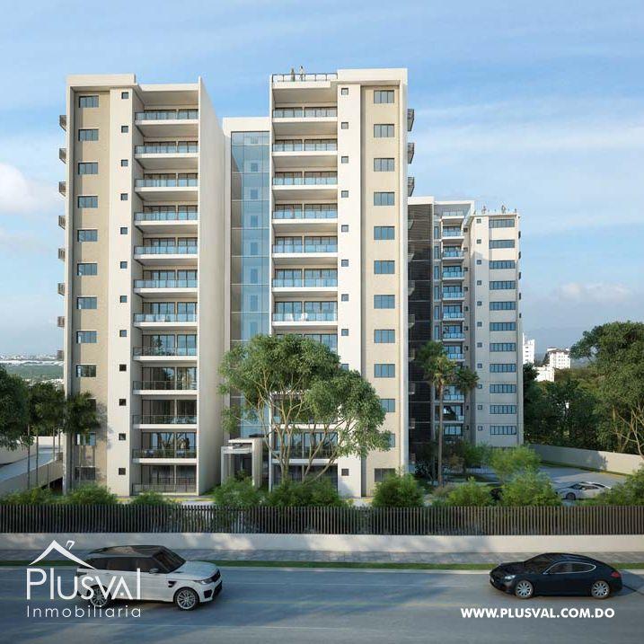 Apartamentos de 2 y 3 Habitaciones en Excelente Ubicacion