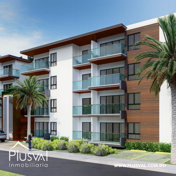 Venta de apartamentos 2 habitaciones, en Puntacana Village 150516