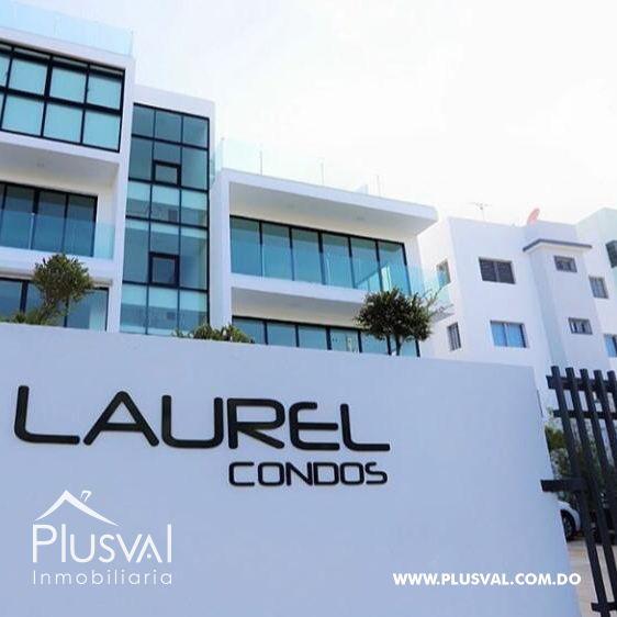 Lujoso y moderno apartamento en Los Laureles- Linea Blanca
