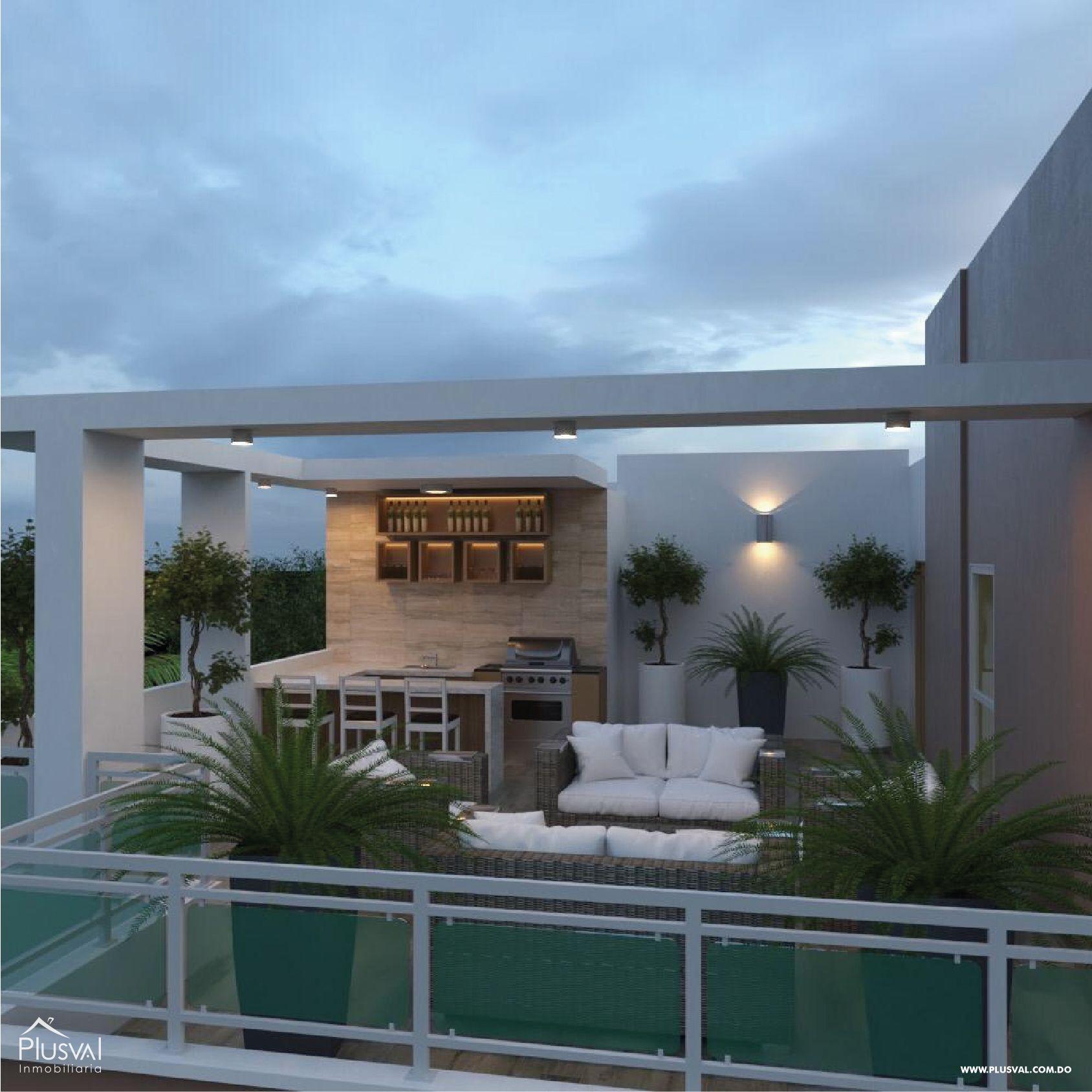 Proyecto de apartamentos en venta el Millon 150599