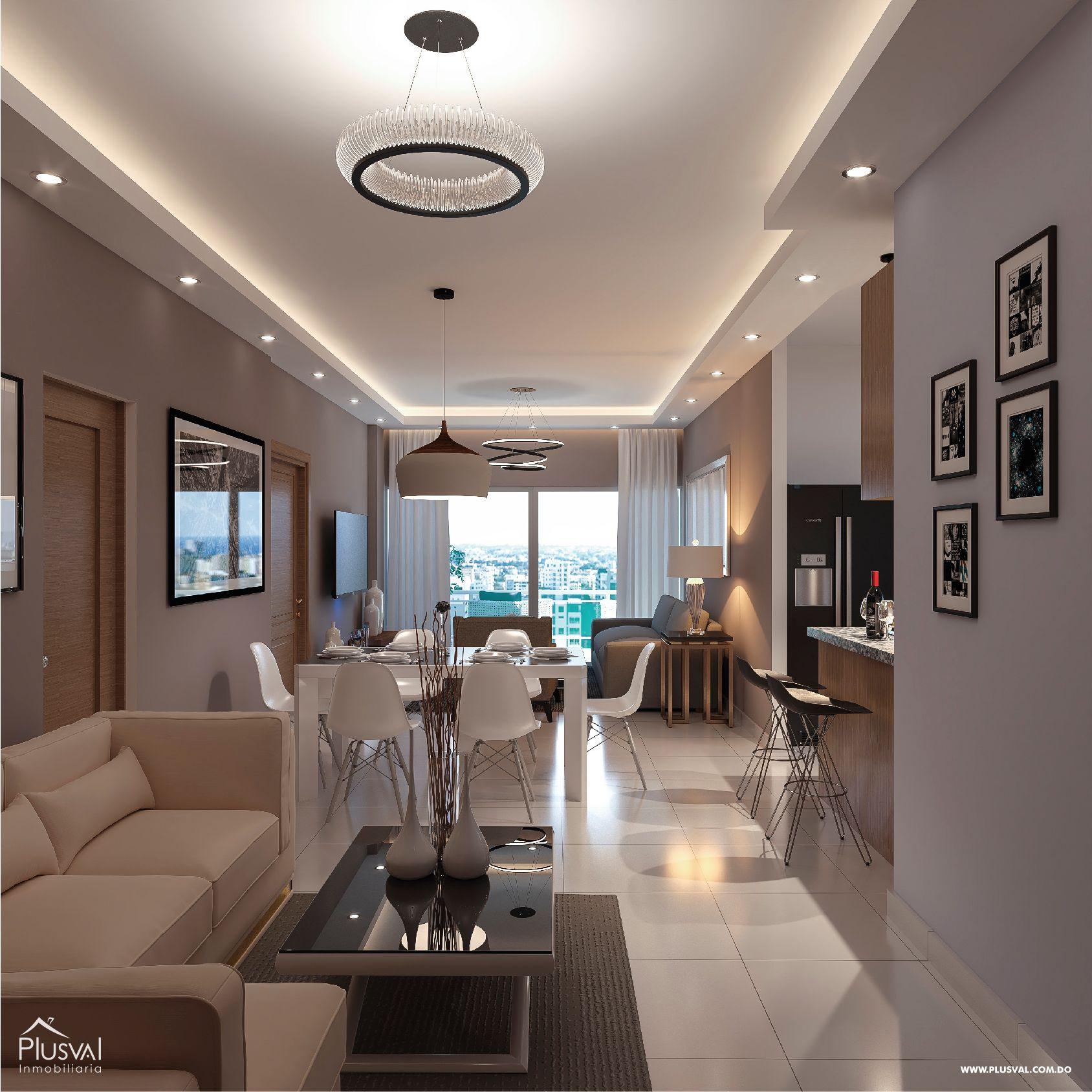 Proyecto de apartamentos en venta el Millon 150600