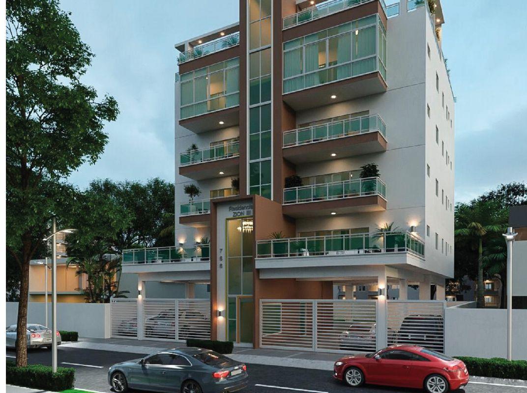 Proyecto de apartamentos en venta el Millon
