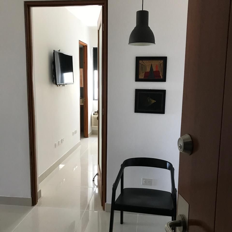 Apartamento en alquiler amueblado, Evaristo Morales 151397