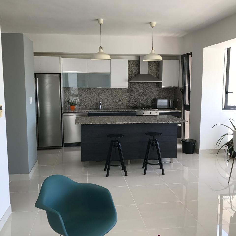 Apartamento en alquiler amueblado, Evaristo Morales 151401