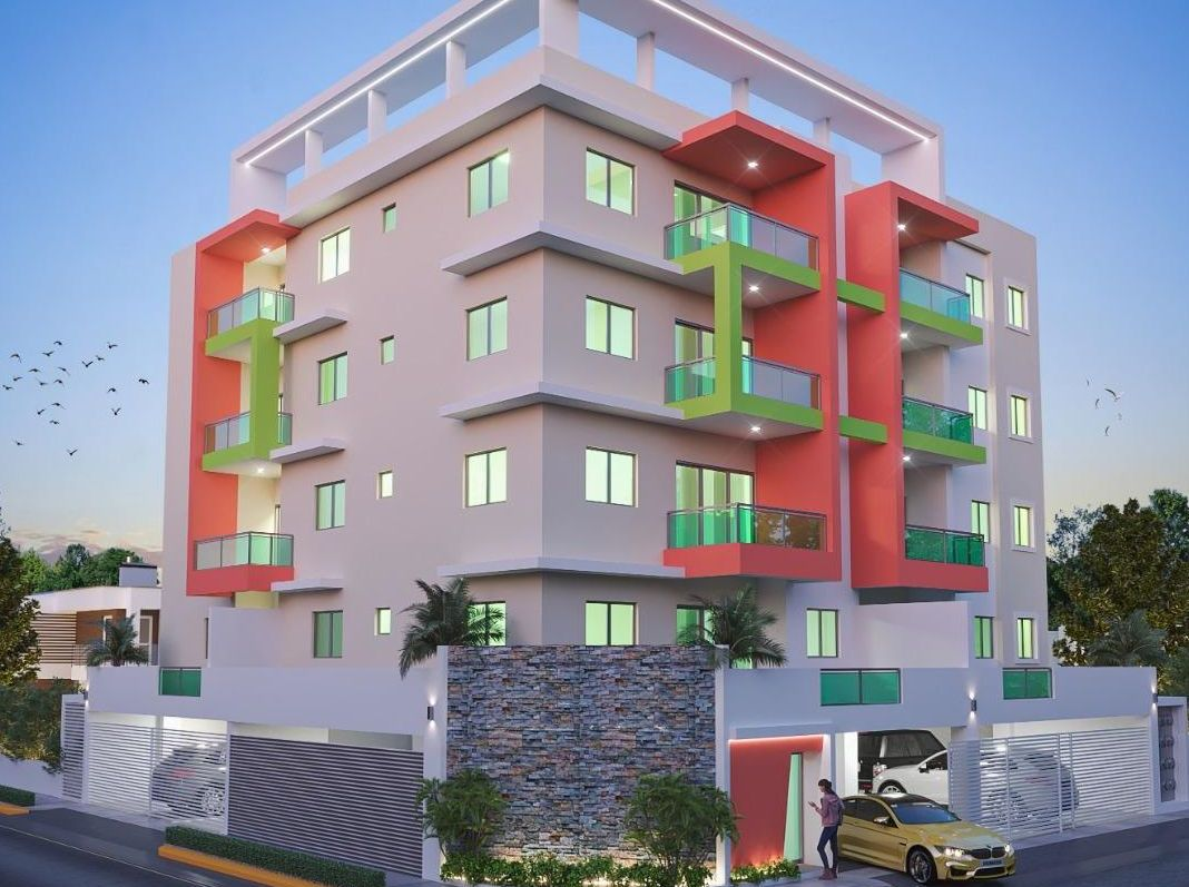 Apartamento en venta de 2 habitacion en la Independencia