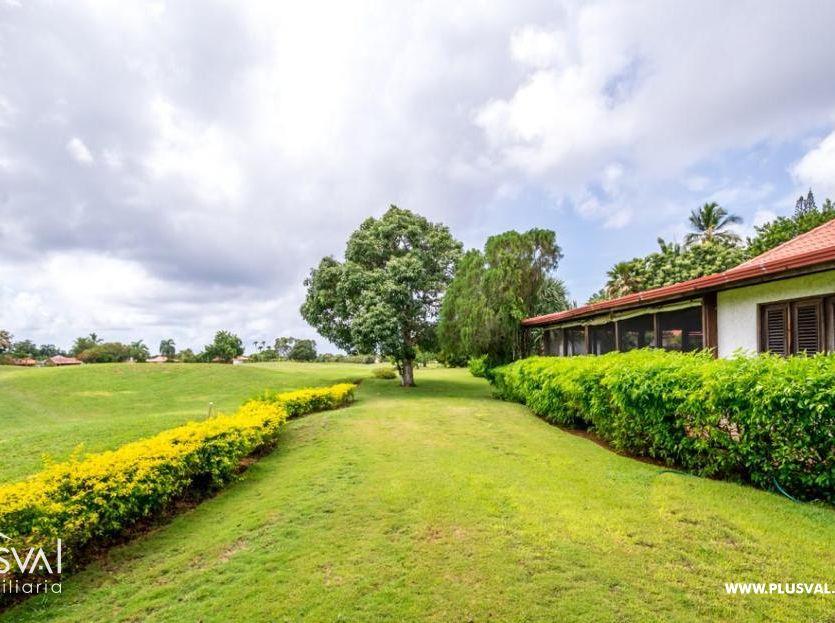 Villa en venta en la mejor zona de Casa de Campo
