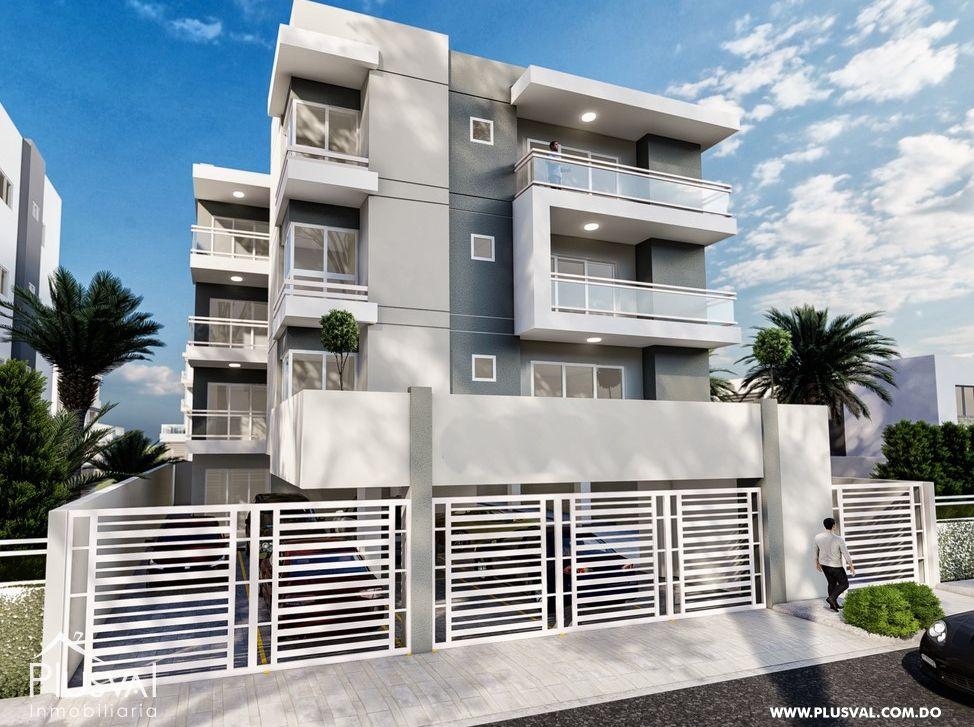 Apartamentos en venta, Av. Independencia