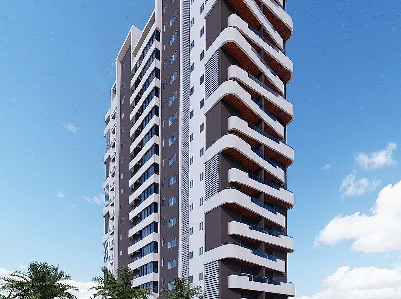 Moderno proyecto de apartamentos de 1 y 2 hab. en Naco