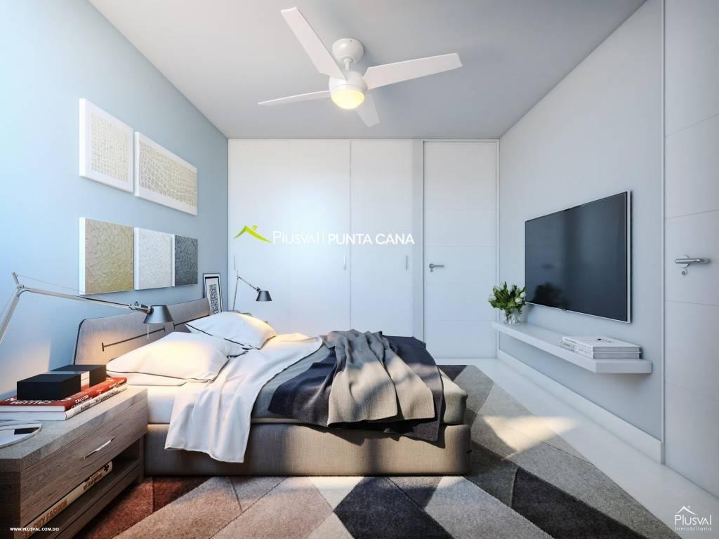 Apartamento con fiduciaria