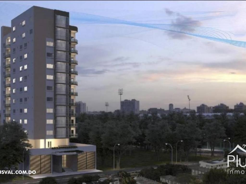 Torre de apartamentos en Naco 169405