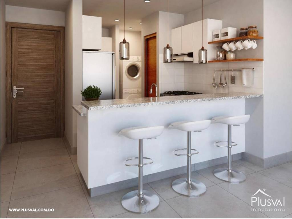 Proyecto residencial de apartamentos y casas 148529