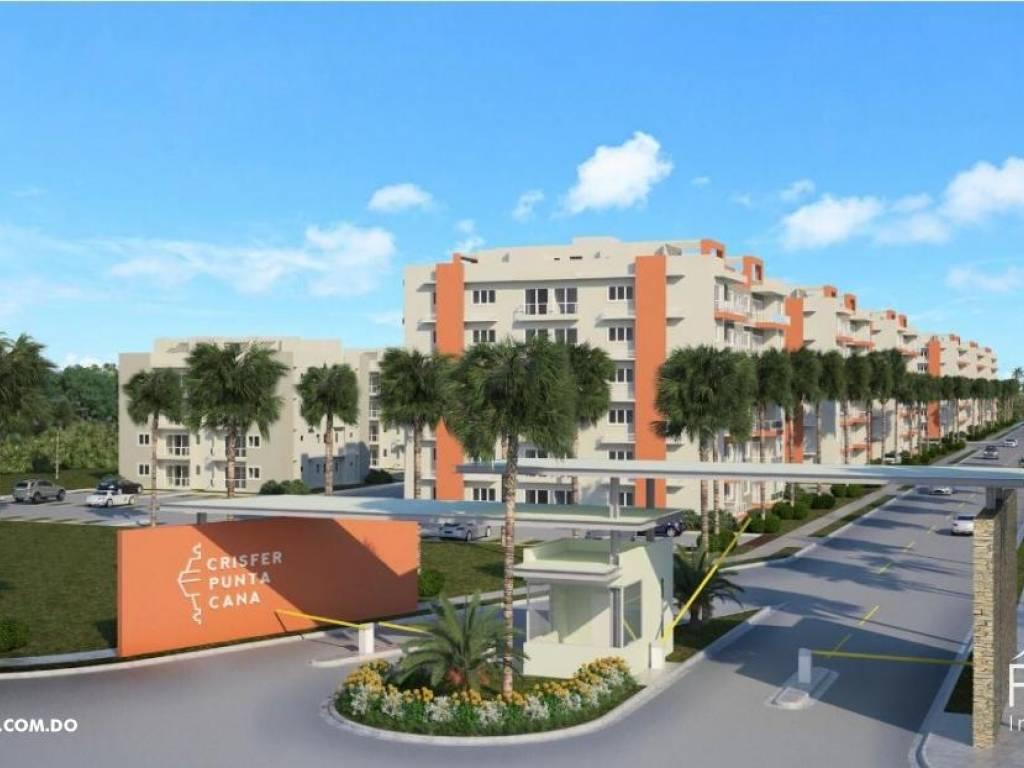 Proyecto residencial de apartamentos y casas 148527