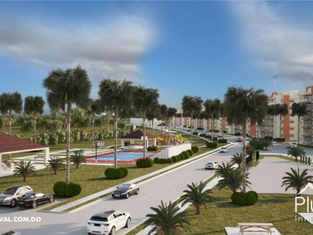 Proyecto residencial de apartamentos y casas 148530