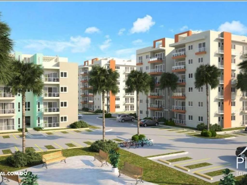 Proyecto residencial de apartamentos y casas 148533
