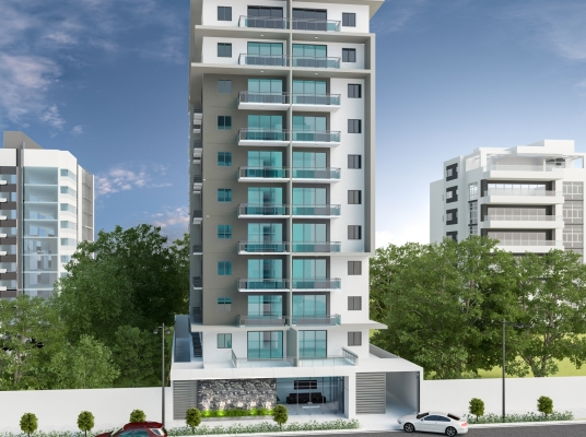 Proyecto residencial, Piantini 10479