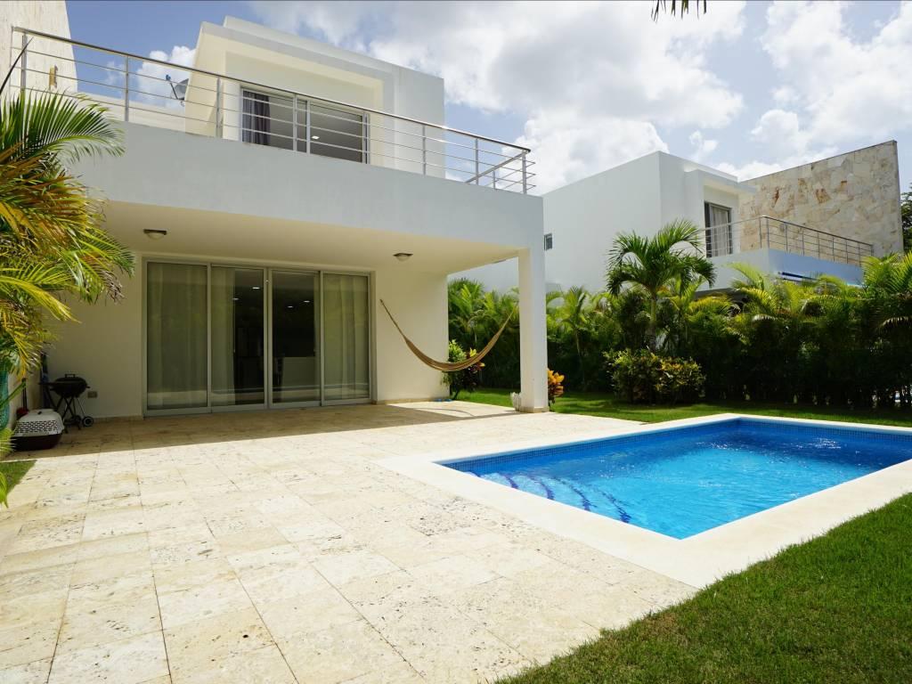 Villa en venta, Nueva Romana