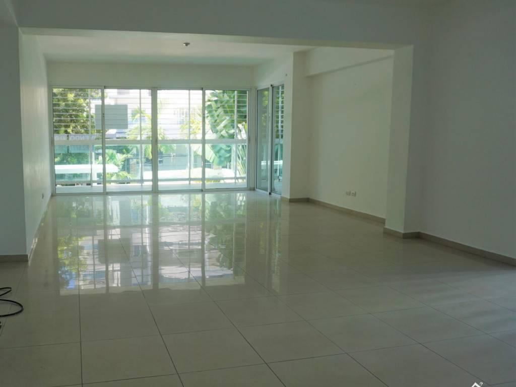 Apartamento en alquiler, Evaristo Morales, 2do