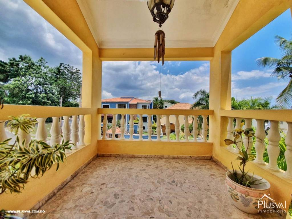 Casa en Venta Altos de Arroyo Hondo III con 6 Habitaciones y 6 Parqueos 139469