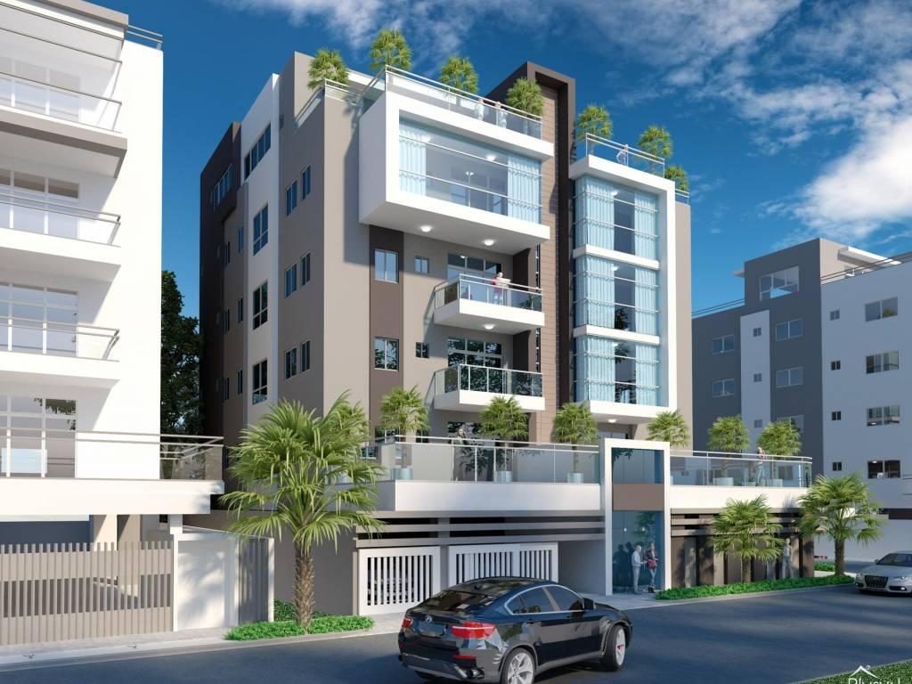 Proyecto Moderno en Venta en Mirador Norte