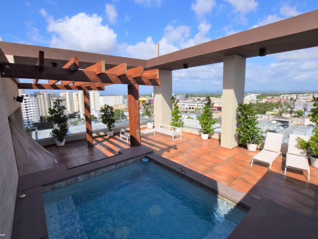 Magnifico Apartamento tipo Ph en venta, Serralles 168889