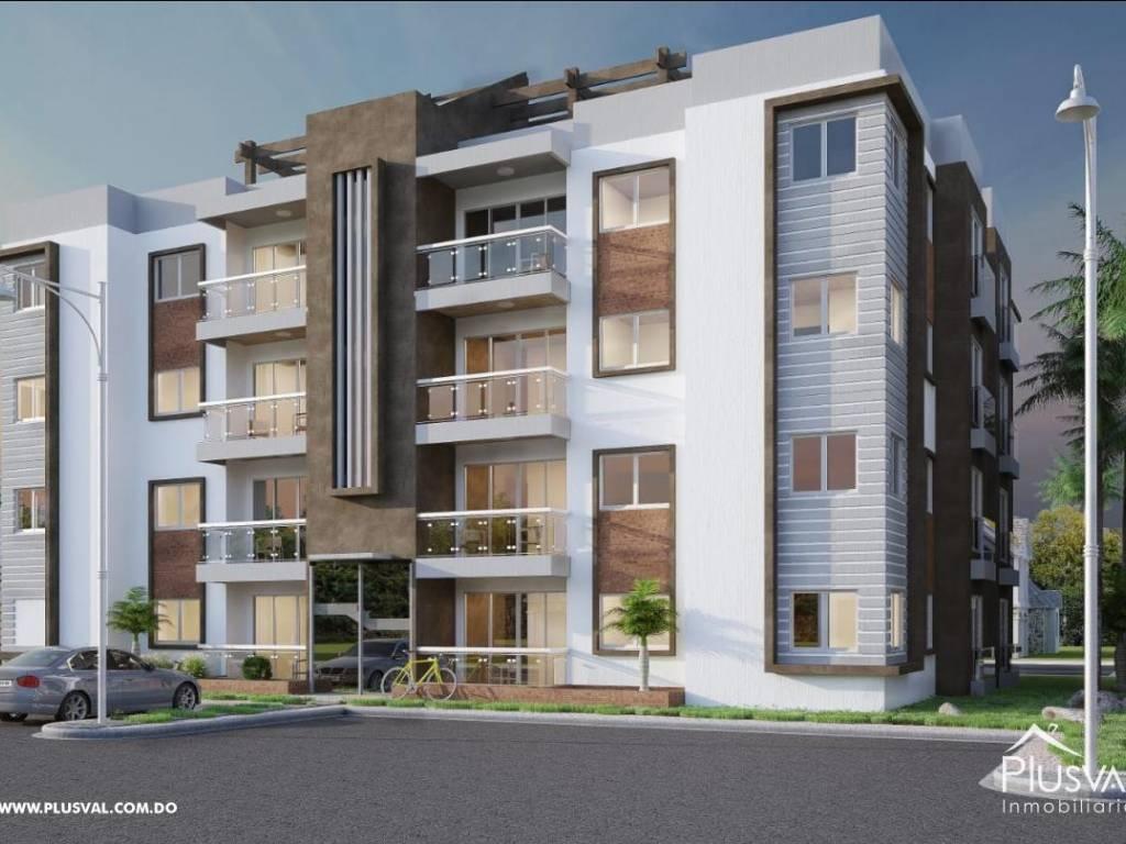 Apartamento en Aut. San Isidro con piscina - Area social en venta 150627