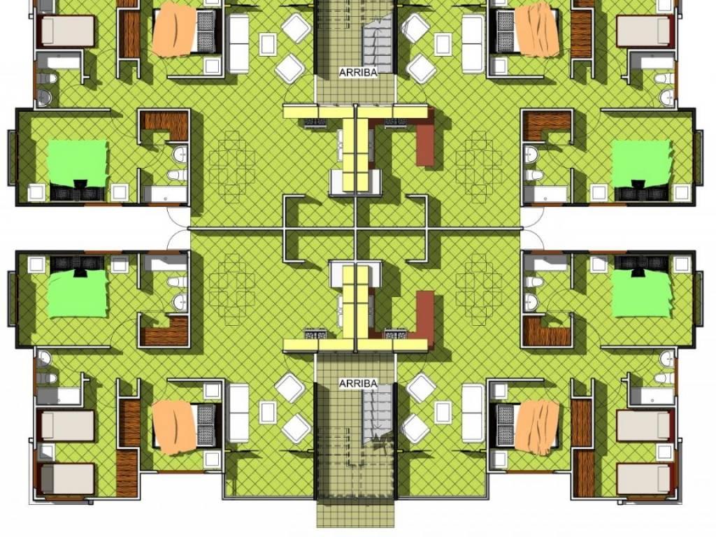 Apartamento en Aut. San Isidro con piscina - Area social en venta 150630