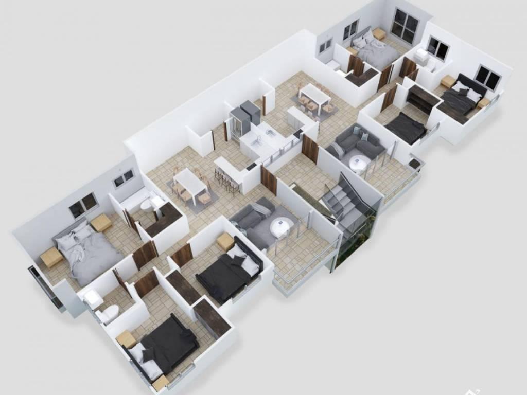 Apartamento en Aut. San Isidro con piscina - Area social en venta 150623