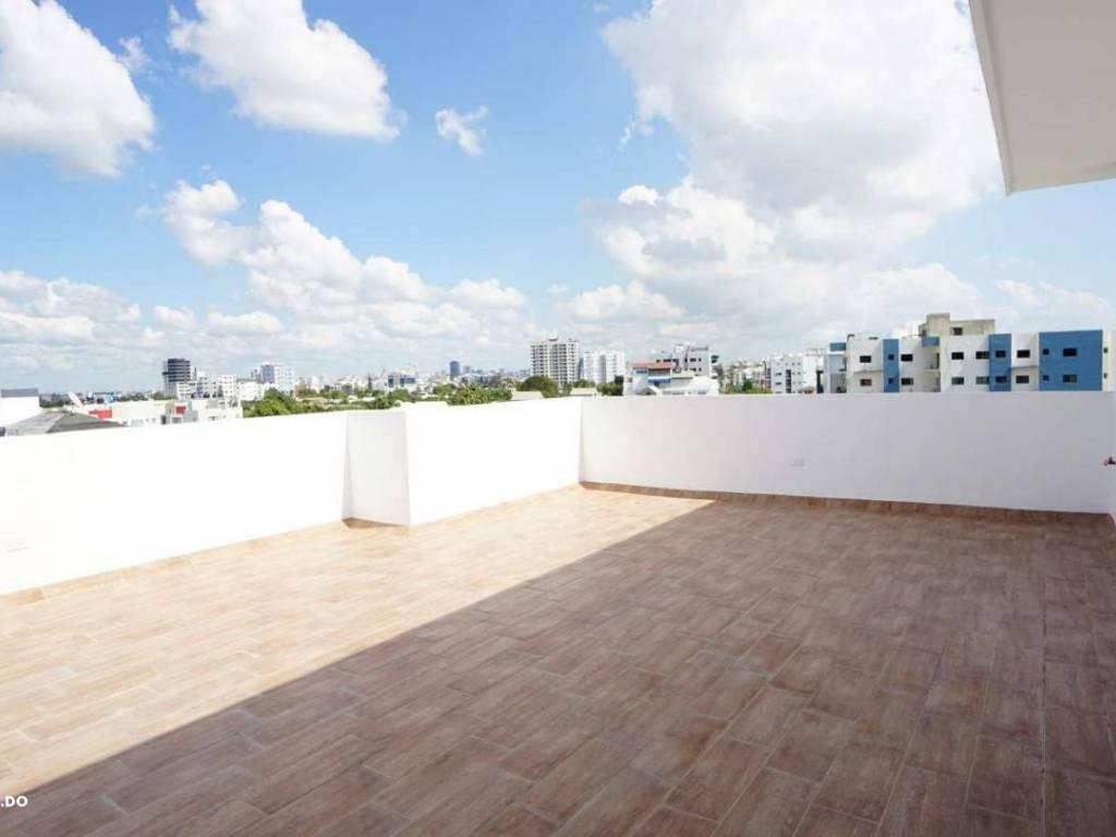 Apartamento tipo penthouse en venta, El Millón