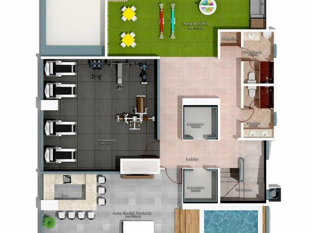 Apartamento en venta, Naco 170750