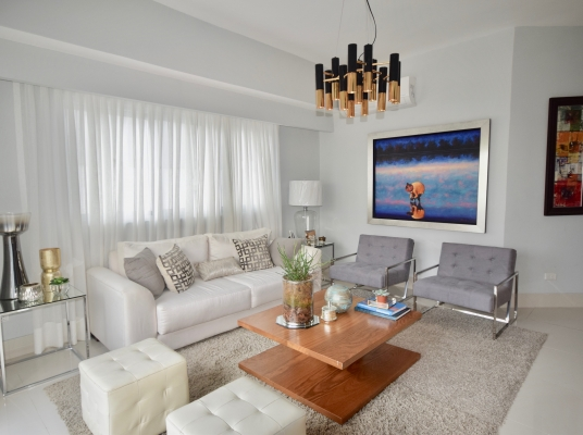 Proyecto residencial de apartamentos, Naco