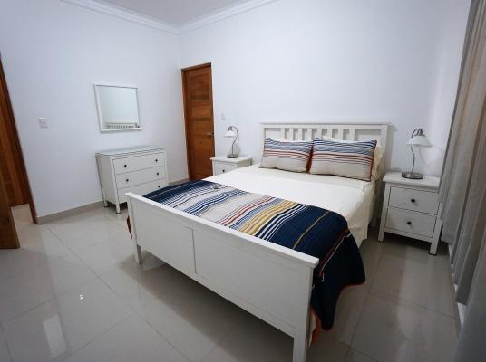 Alquilar apartamento de 1 habitacion amueblado en Piantini