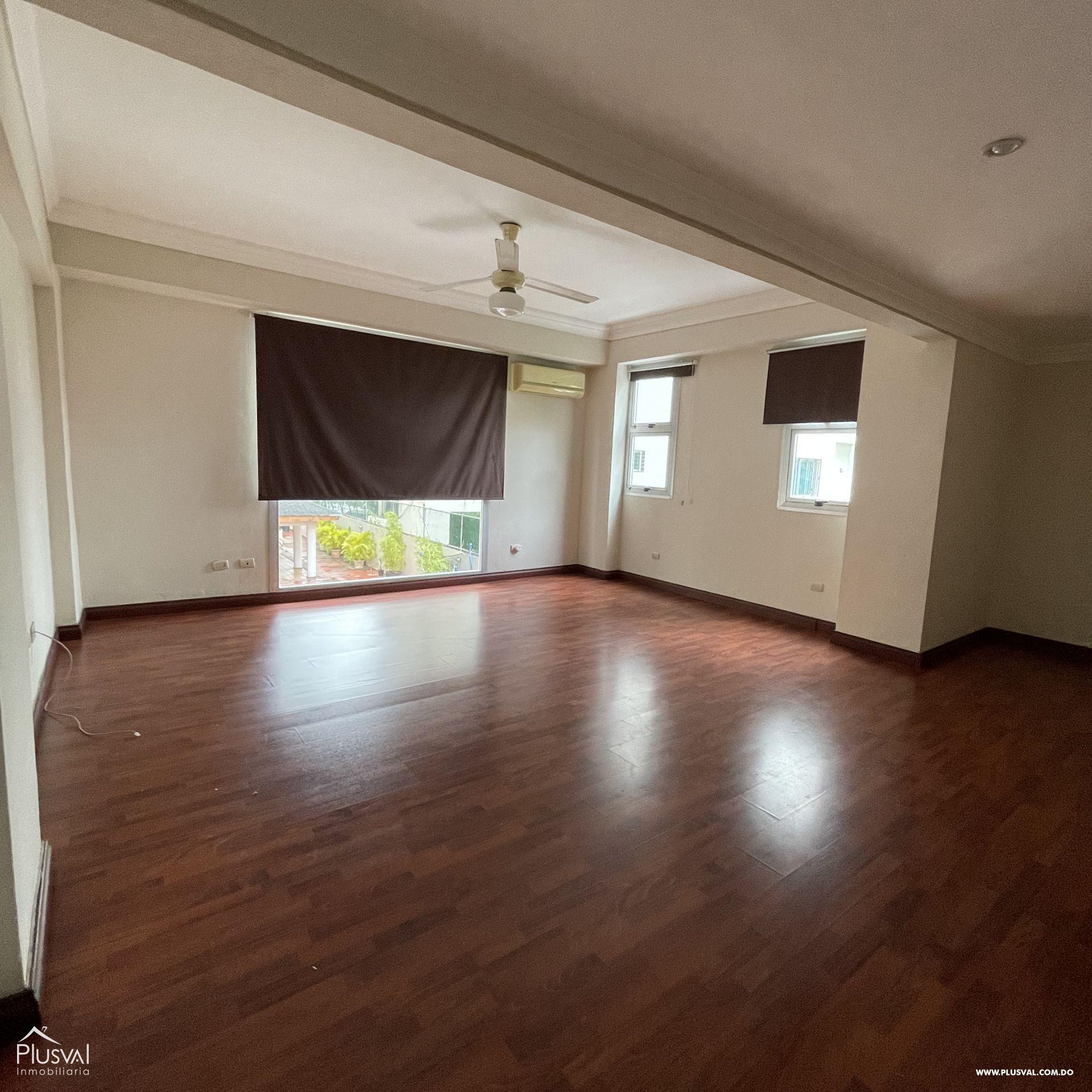 Apartamento en alquiler, Naco 185475