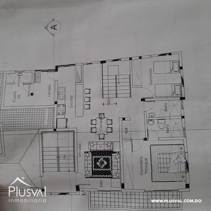 PH de dos niveles en cuarto y quinto nivel, amplia terraza techada y terraza abierta en Vista Hermosa 160781