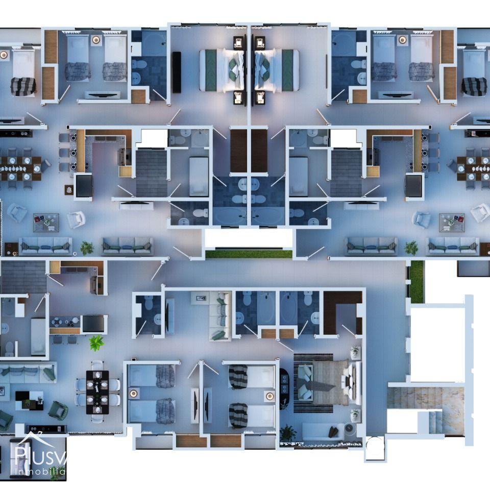 Apartamentos Nuevo Alma Rosa I 168827