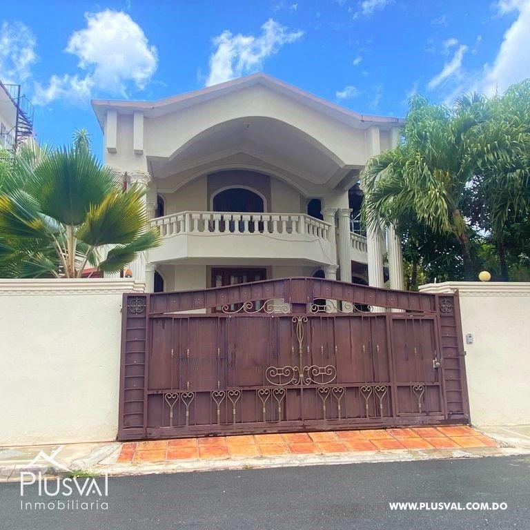 Casa en venta,  Santo Domingo Este Zona Oriental 182832