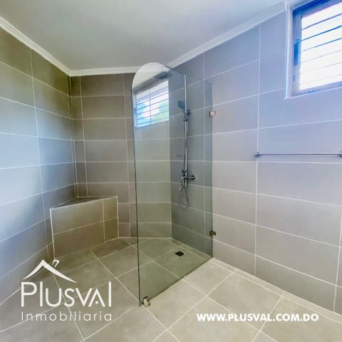 Hermosa casa en alquiler en zona residencial y exclusiva en Los Rios Arroyo Hondo 169691