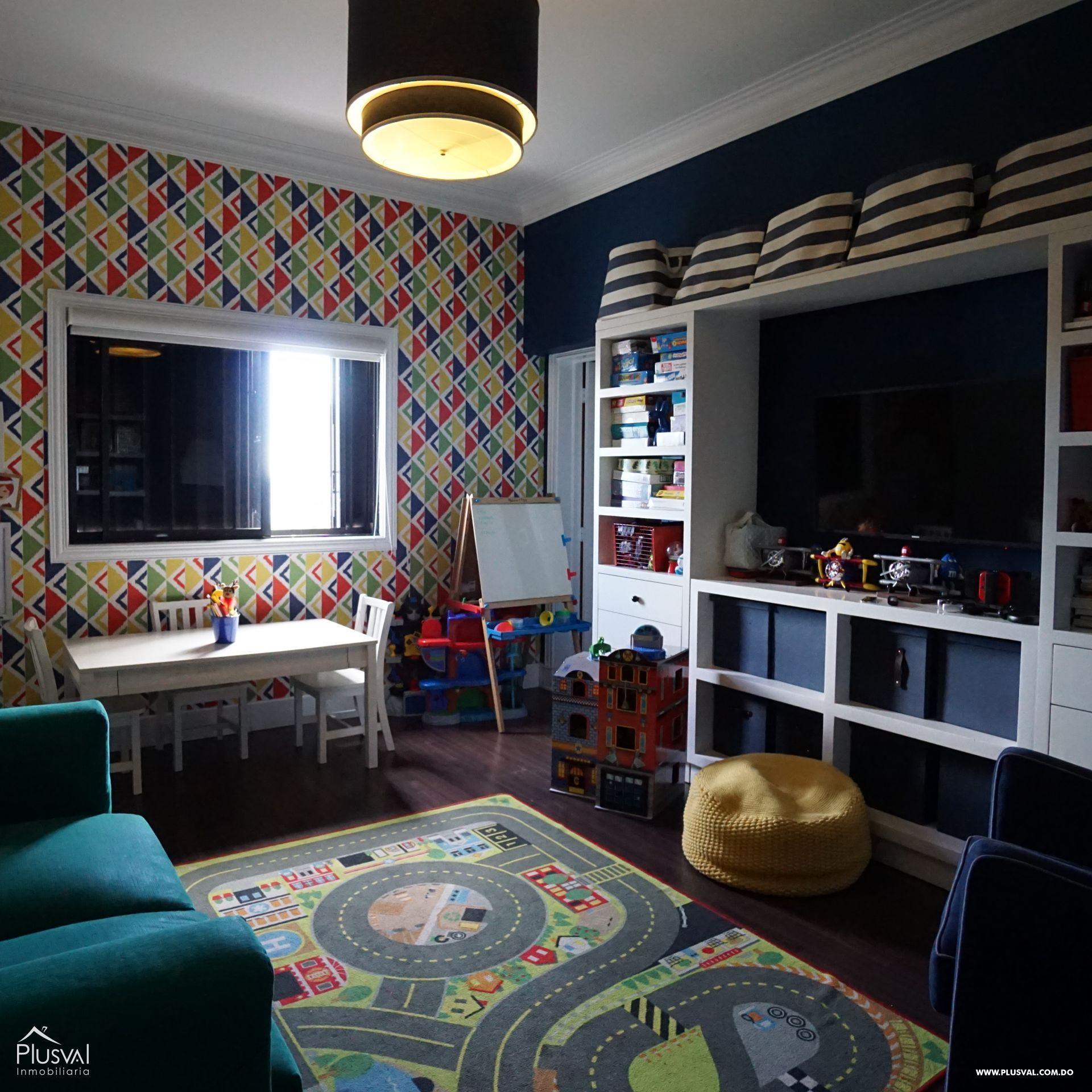 Amplio y exclusivo apartamento