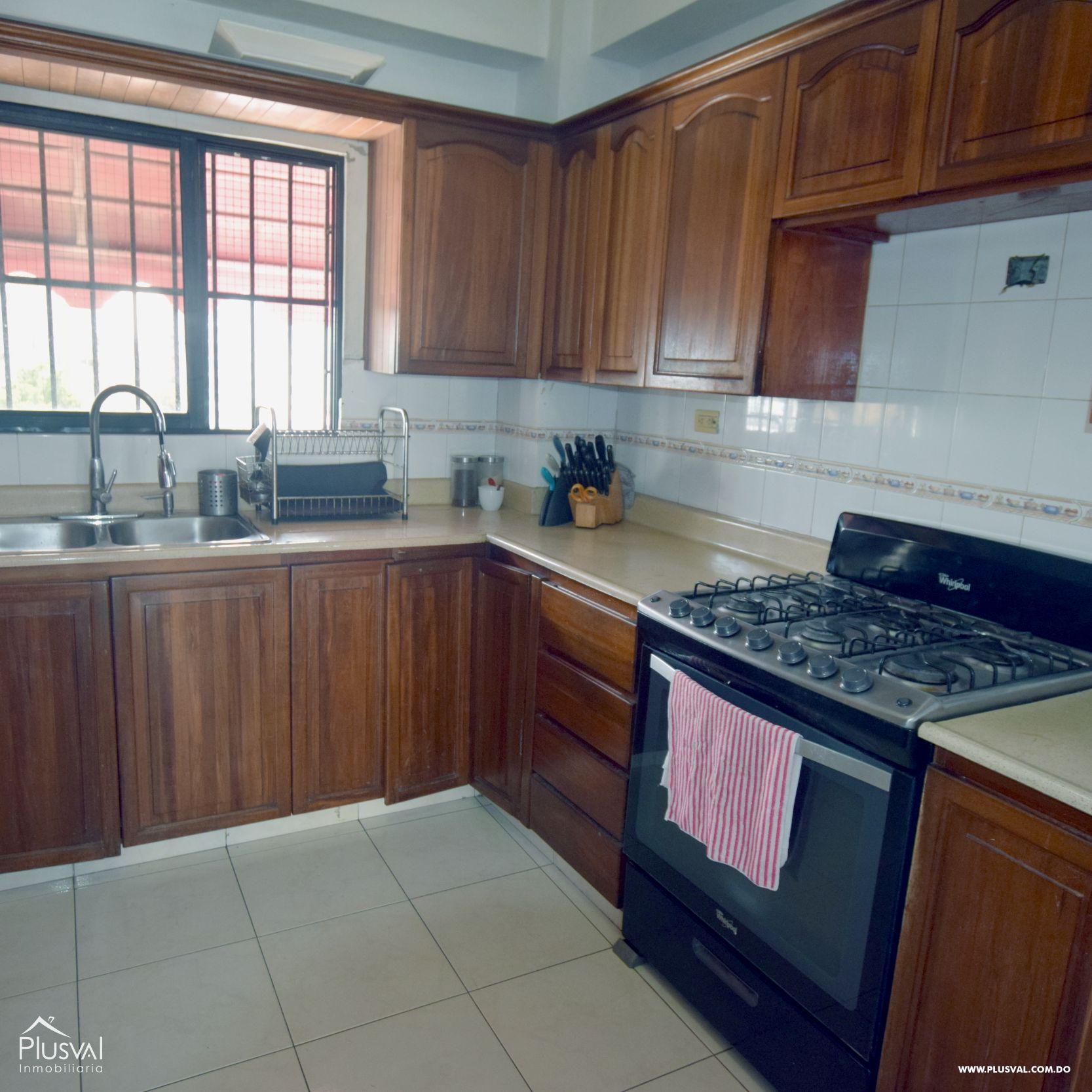 Apartamento en venta, Evaristo Morales 152483
