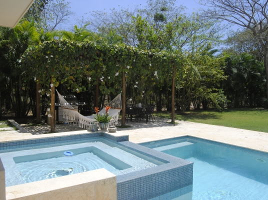 Tu Villa de ensueño, disfruta y descansa con Golf y Playa