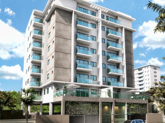 Proyecto de apartamentos en venta, Bella Vista - Construcción - Entrega Octubre 2020
