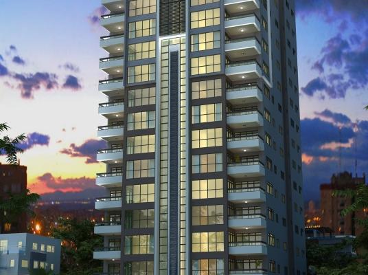 Torre de Apartamentos en Venta en Cacicazgos