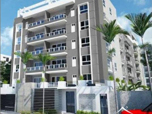 Moderno proyecto residencial, Ensanche Ozama