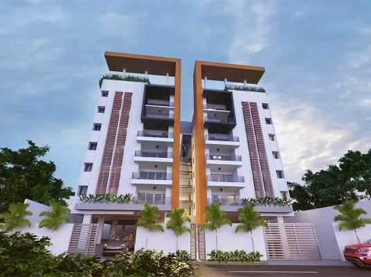 Moderna Torre en venta en la exclusiva zona de Cacicazgos