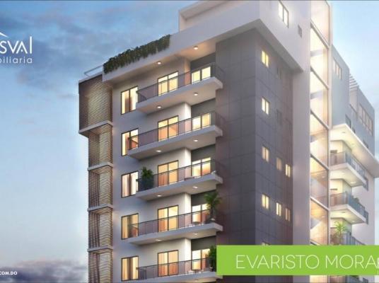 PentHouse en venta, Evaristo Morales