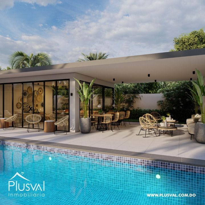 Apartamentos en Venta, con confortable estilo, en Punta Cana 181060