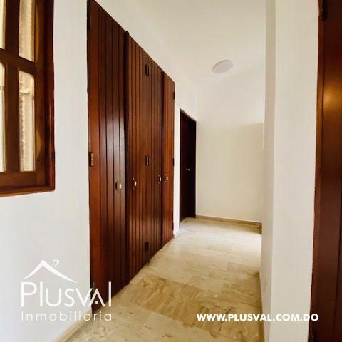 Hermosa casa en alquiler en zona residencial y exclusiva en Los Rios Arroyo Hondo 169686