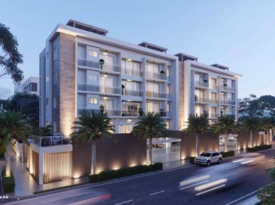 Proyecto residencial en el Millón