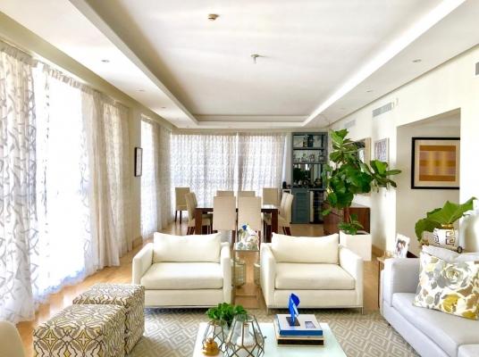Apartamento amueblado en venta, Paraíso