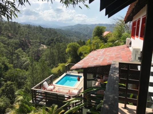 Villa en proyecto cerrado en Jarabacoa